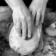 Grinding stone tools. © Hugo Anderson-Whymark