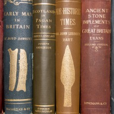 Prehistory Books. © Hugo Anderson-Whymark