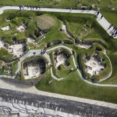 Skara Brae Neolithic Settlement, Sandwick, Orkney. © Hugo Anderson-Whymark